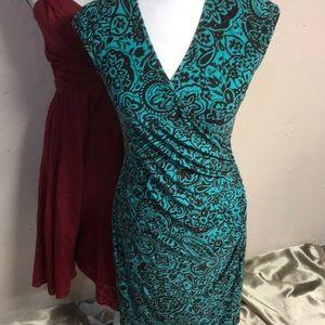 Chaps dress sz 4